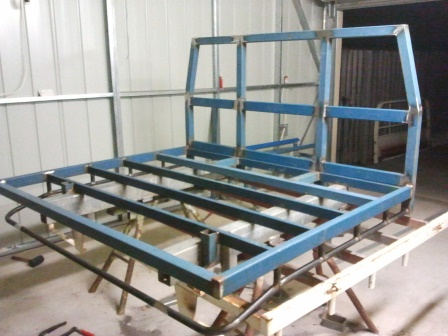 2012-03-20 Tray fabrication