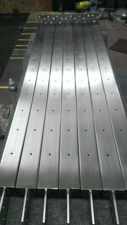 Stainless steel Ballastrading Posts