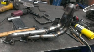 Toyato Landcruiser FJ 45 1UZ Headers