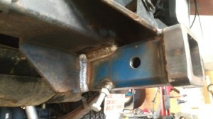 Landcruiser Towbar Repairs