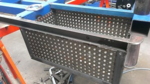 Water Truck Basket For Couplings